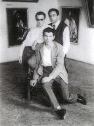 Ion Banulescu, Henry Mavrodin, Florin Ciubotaru – 1963