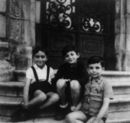 Lulu, Aurel si Puiu – 1942