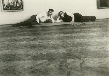 Florin Ciubotaru si Henry Mavrodin