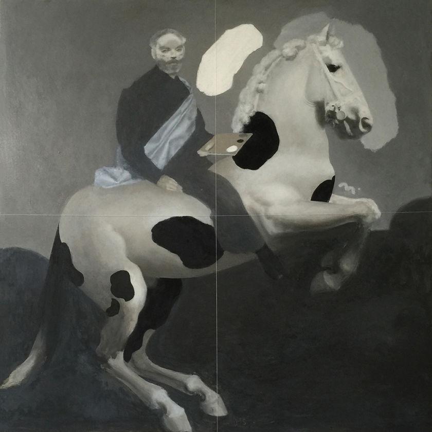 Maestru pe cal